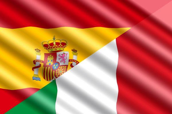 imparare spagnolo essendo italiano