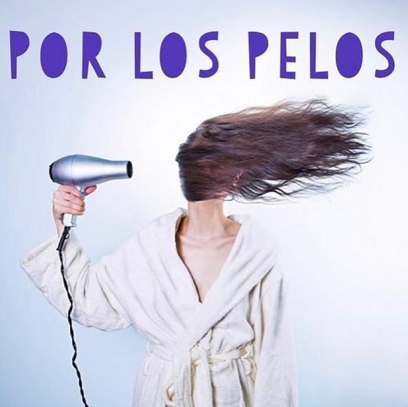 Учить испанский просто. Фраза недели: Por los pelos