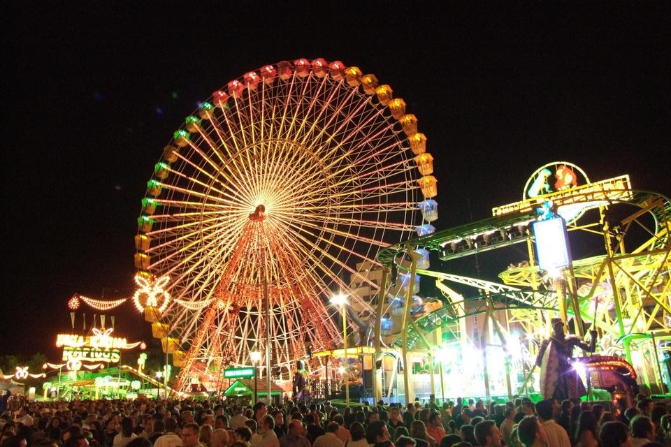 Tradiciones españolas Feria