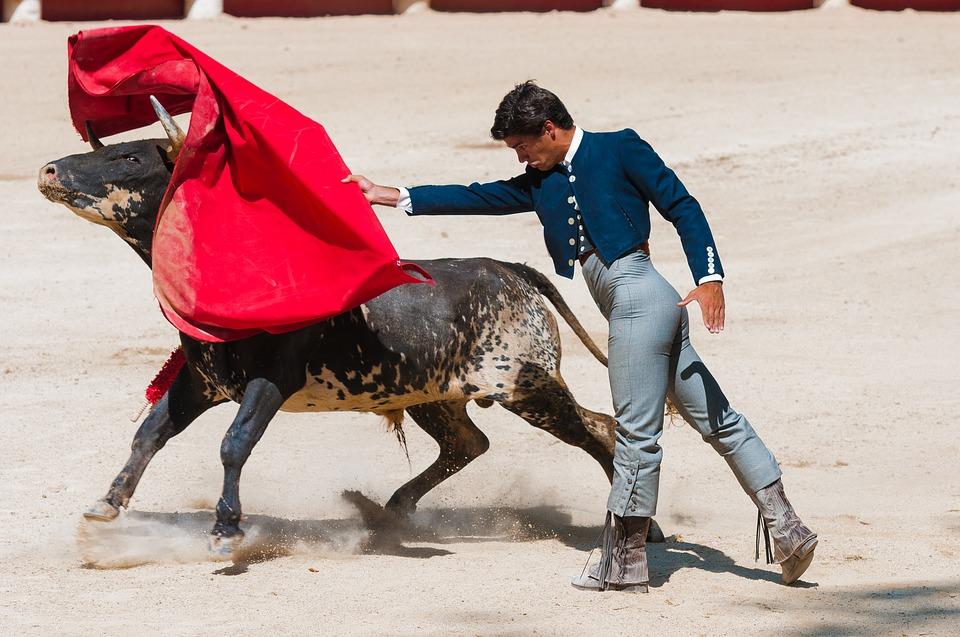 Tradiciones españolas Corrida