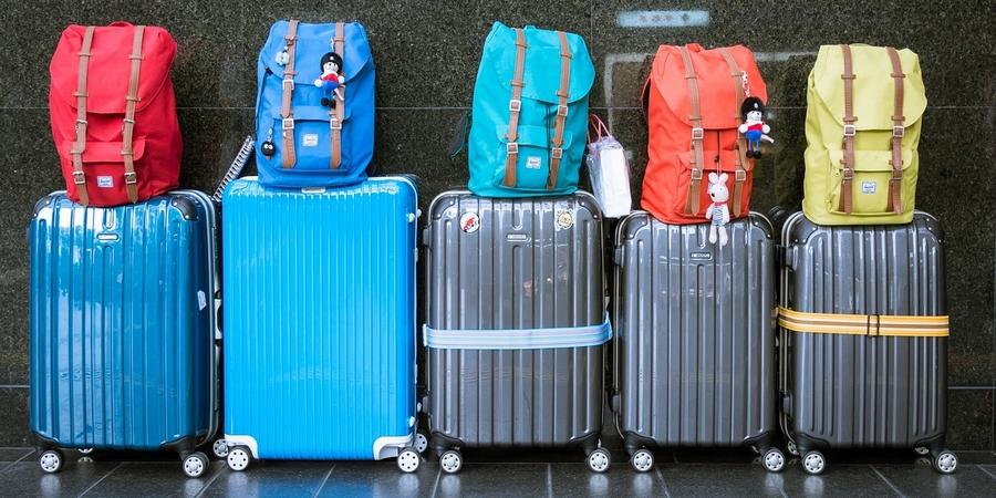 Viajar a España maletas