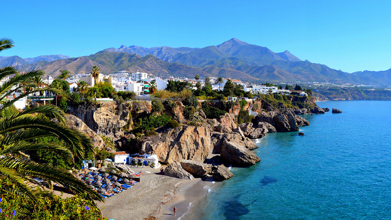 Granada Las playas