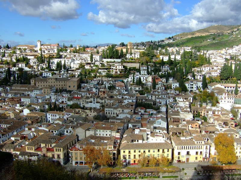 things to see in Granada