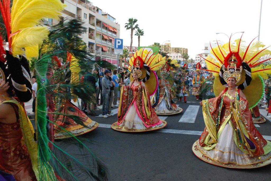 Carnavales de España