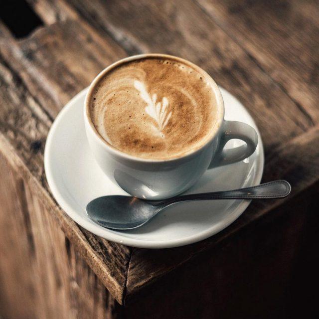 Una buena taza de caf para empezar la semana conhellip