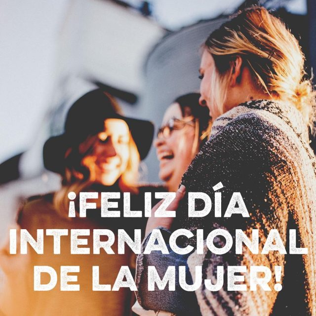 Happy International Womens Day!    iwd dencantocommunity spanishlanguage