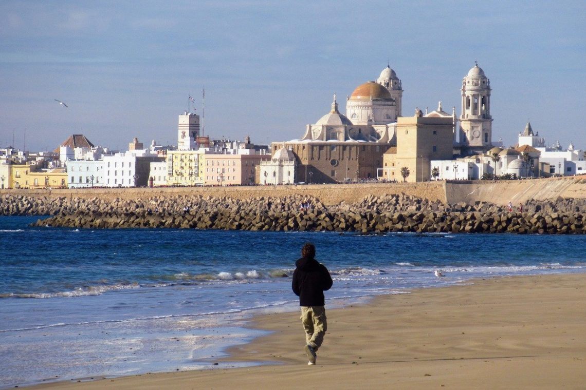 España en invierno: Cádiz